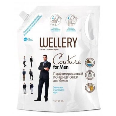 WELLERY Couture for Men, 1.7 л